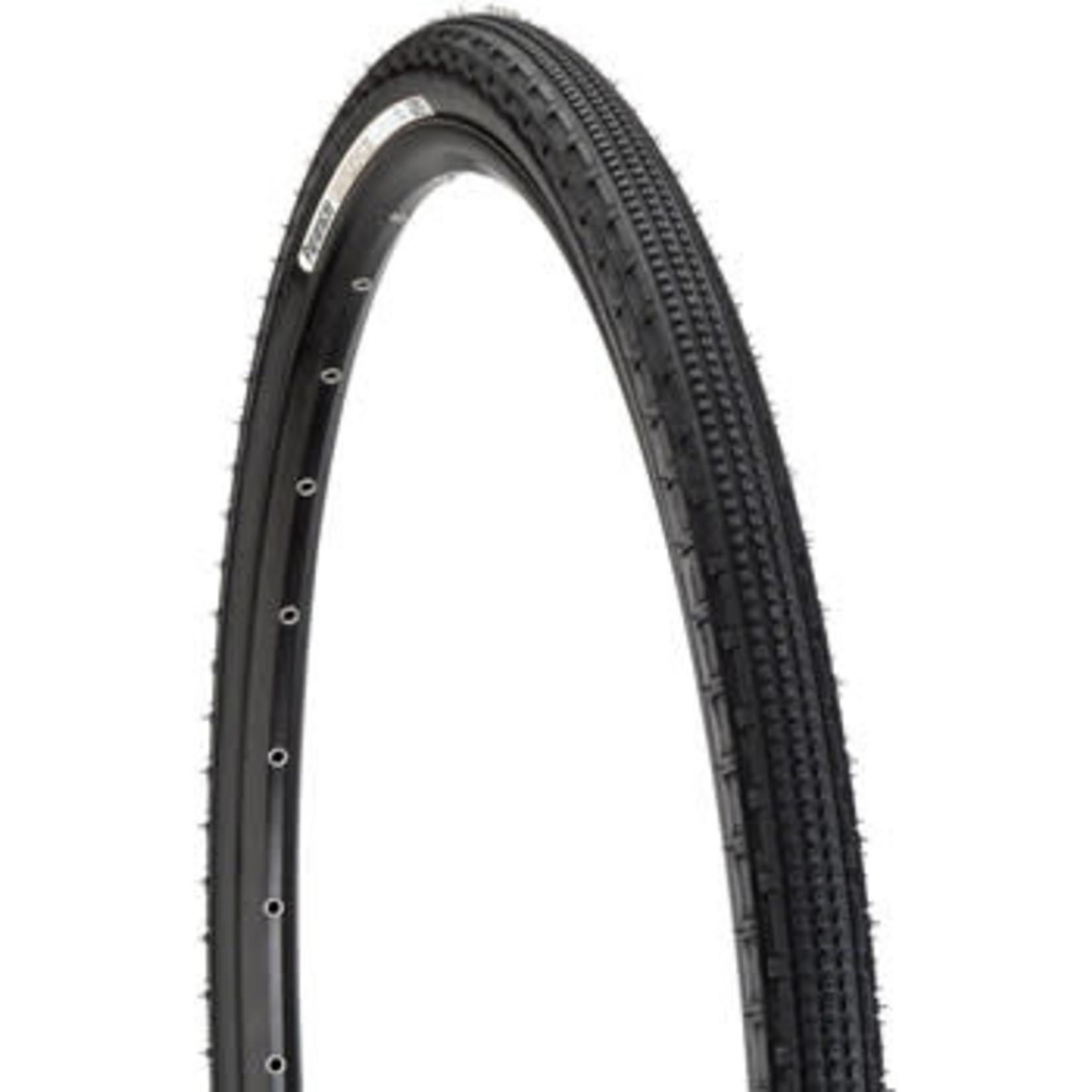 Panaracer Panaracer GravelKing SK 700 x 32 Folding Tire Semi-Knobby Tread Black