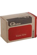 """Q-Tubes Q-Tubes 20"""" x 1.75-2.125"""" 32mm Presta Valve Tube 132g"""