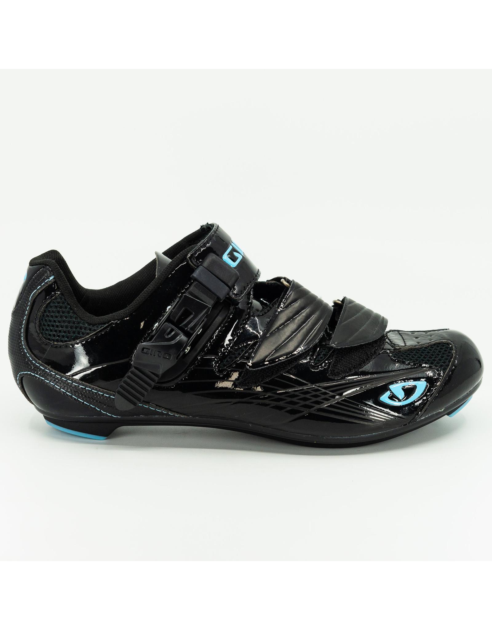 Giro Giro SOLARA BLACK BLUE 39