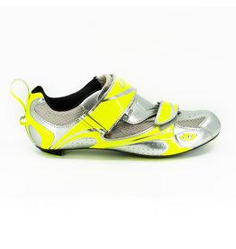 Giro GIRO FACET TRI SLV/HI YEL W 40.5