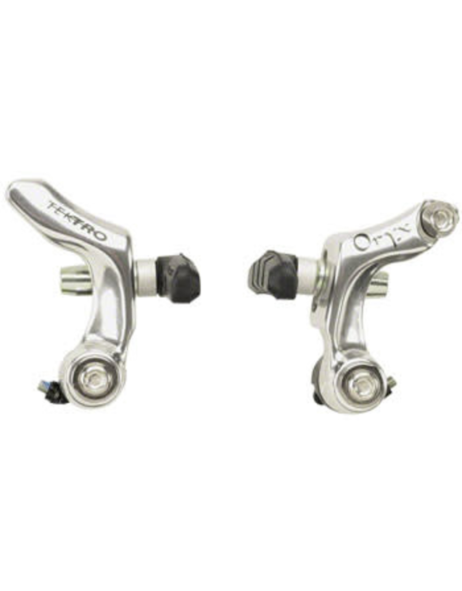Tektro Tektro Oryx Front or Rear Cantilever Brake with Standard Pad, Silver