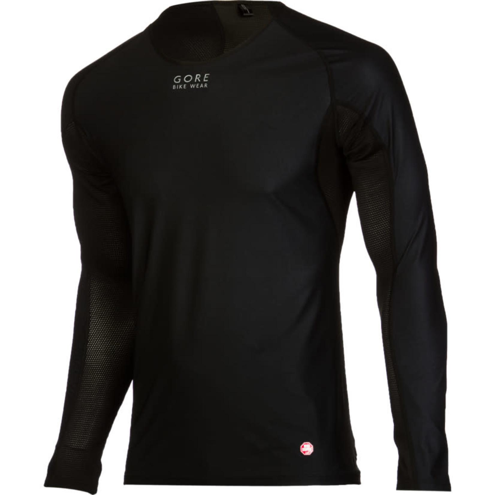Gore Gore Base Layer Windstopper Shirt Long