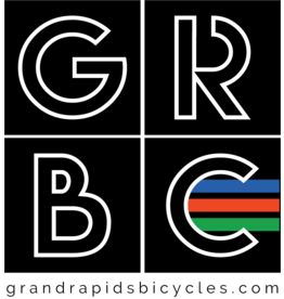 GRBC GRBC Block Vinyl Cut Sticker