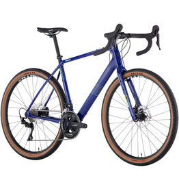 Salsa Warroad 105 Bike 650b 59cm Dark Blue