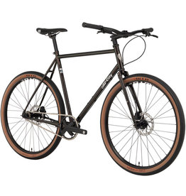 All-City All-City Super Professional Single Speed Bike - 650b, Steel, Goldust, 52cm