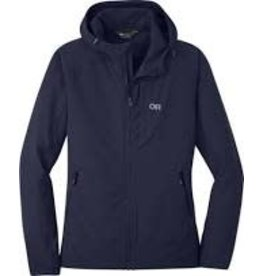 Outdoor Research Outdoor Research Wmn's Ferrosi Hoodie Naval Blue LG