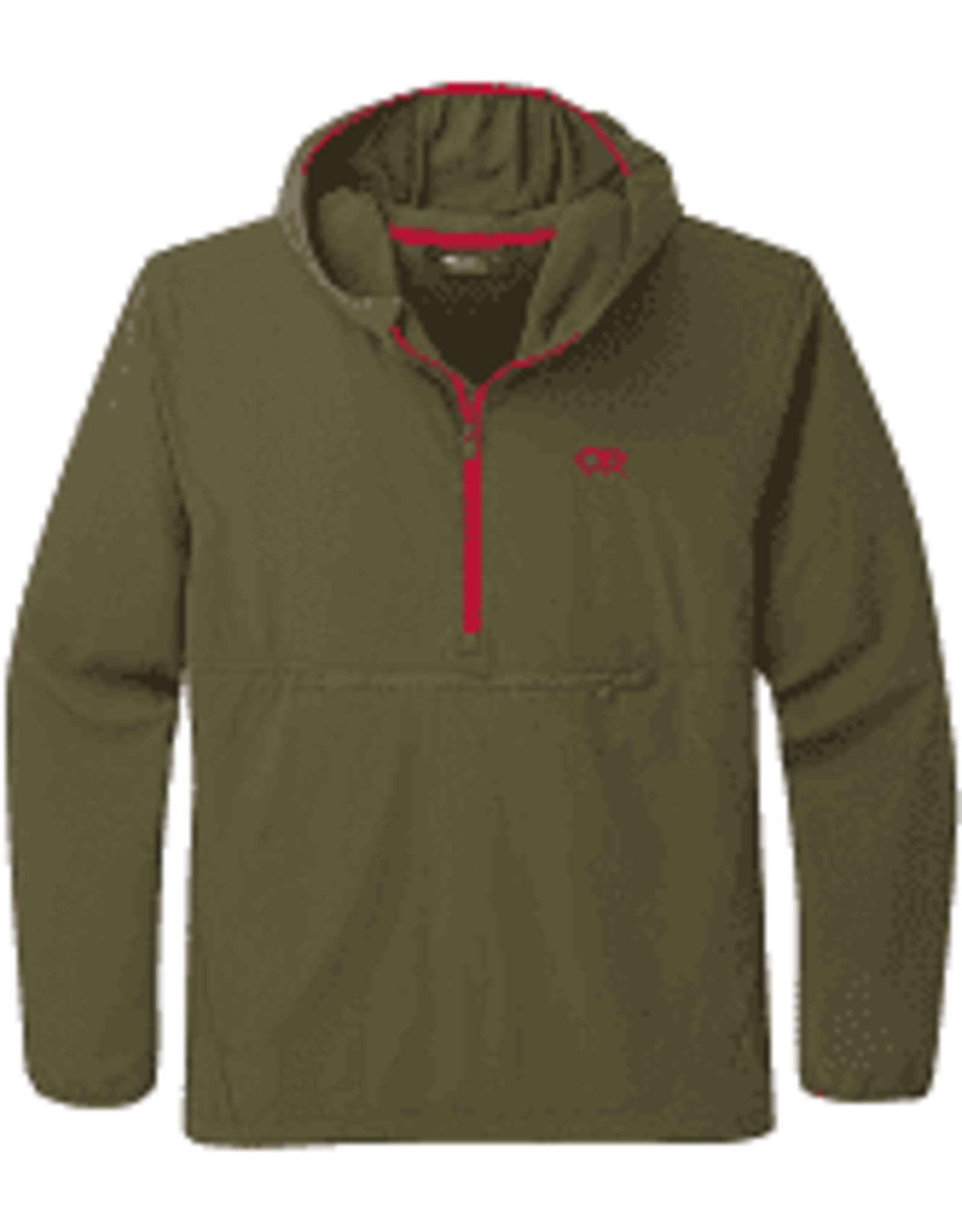 Outdoor Research Outdoor Research Men's Ferrosi Anorak Loden LG