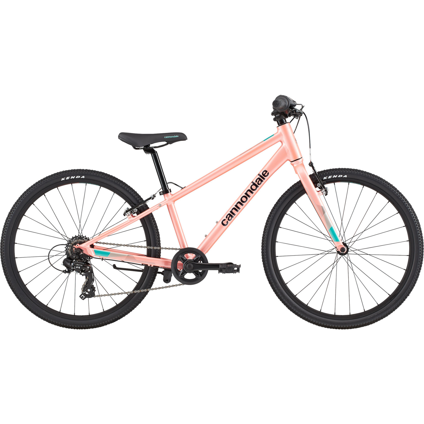 Cannondale 2021 Cannondale Kids Quick 24'' Sherpa Pink