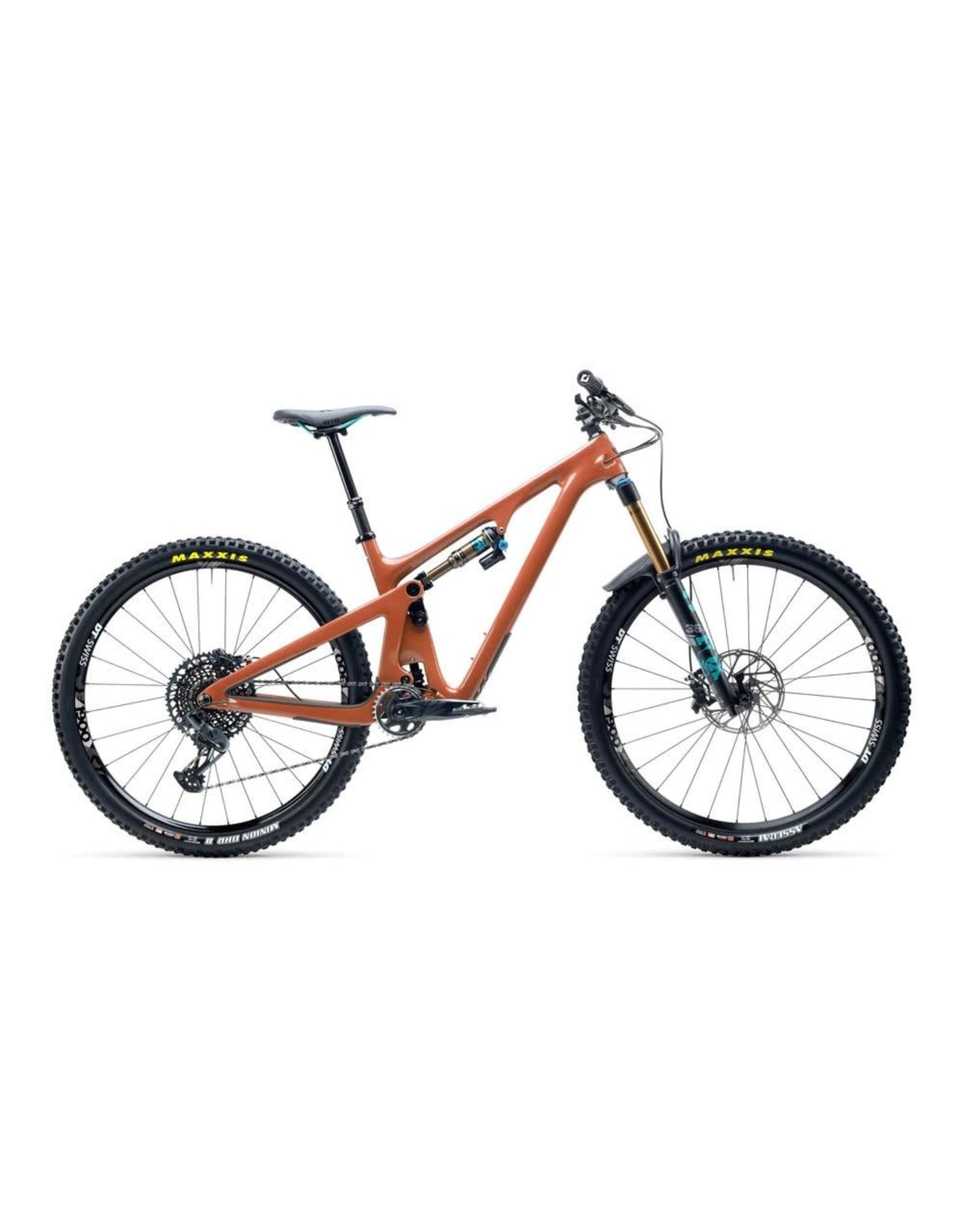 Yeti Cycles Yeti SB130 Brick Lunch Ride Factory upgrade Large