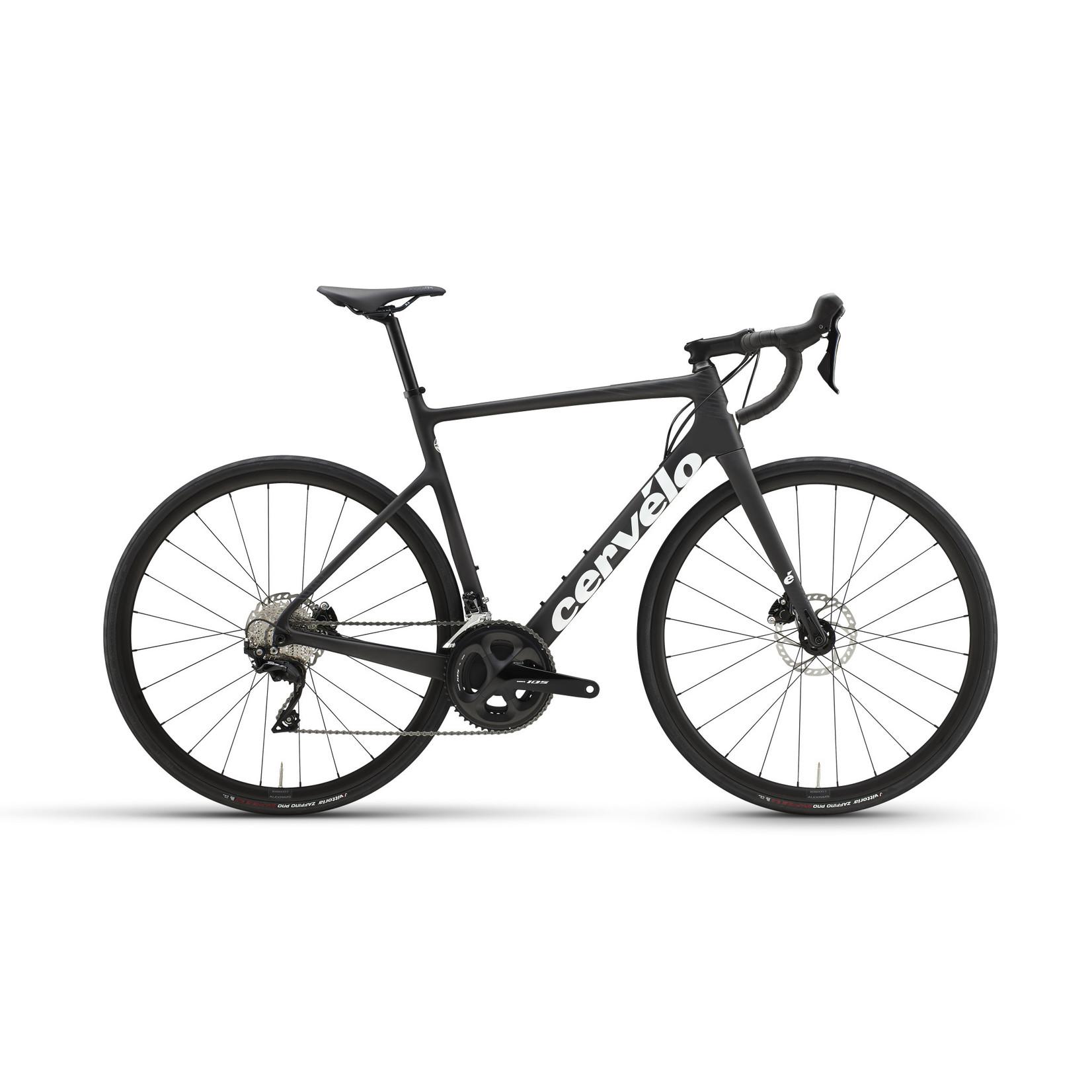 CERVELO Cervelo Caledonia 105  Black/White 56cm