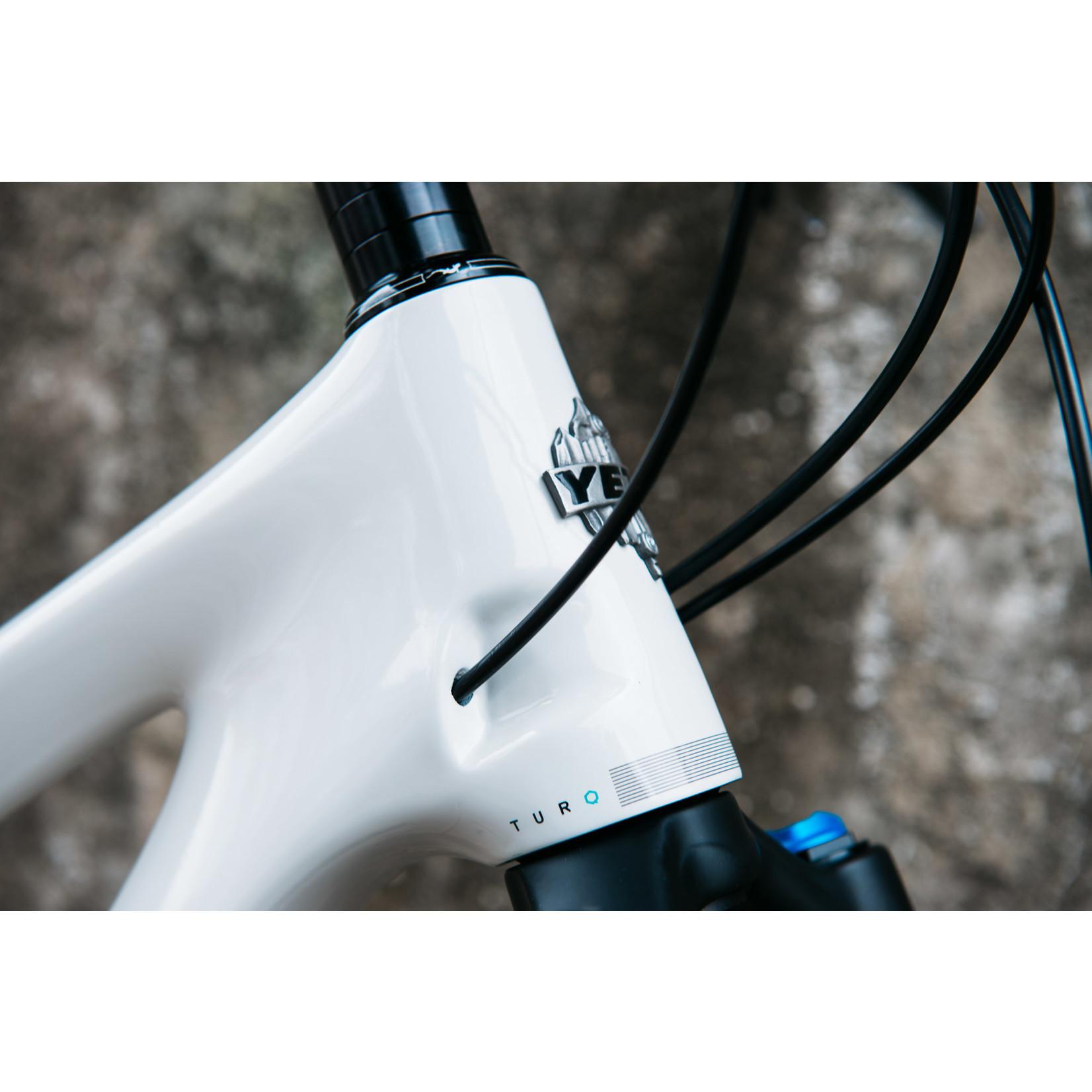 Yeti Cycles Yeti SB115 T-Series SE Blanco XL