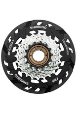 Shimano Shimano MF-TZ510-7-CP Multi-Speed Freewheel - 7-Speed, 14-34t