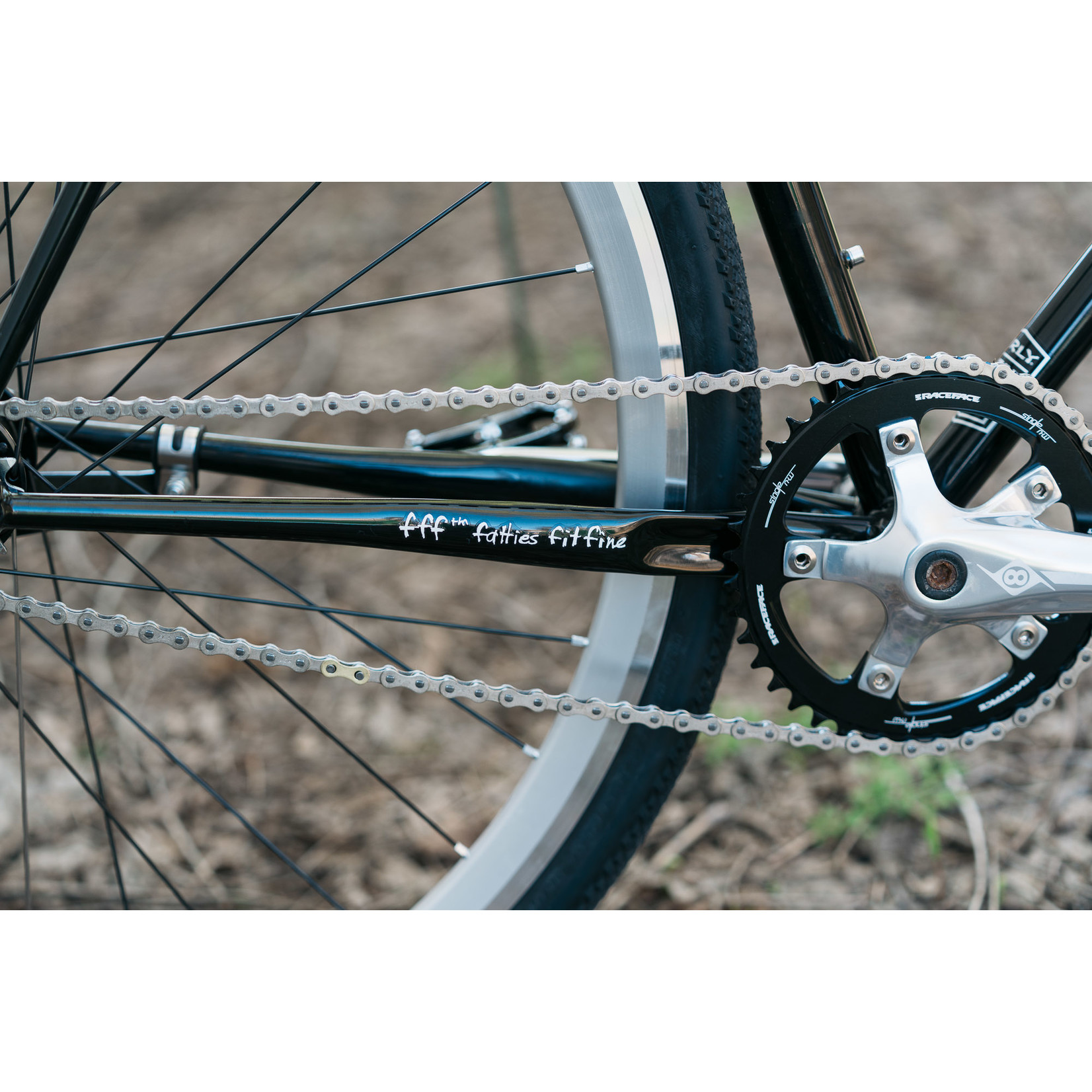 Surly Fulton Street Special: Surly Steamroller 53cm (SS/Coaster)
