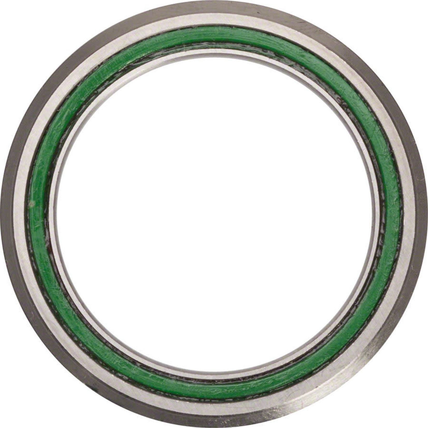 """Wheels Manufacturing Wheels Manufacturing 1-1/8"""" 36 x 45 degree Stainless Steel Angular Contact Bearing 30.2mm ID x 41mm OD"""