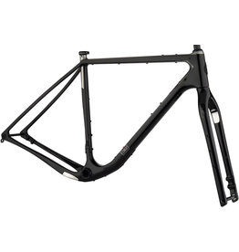 "Salsa Salsa Cutthroat Frameset - 29"", Carbon, Black, 58cm"