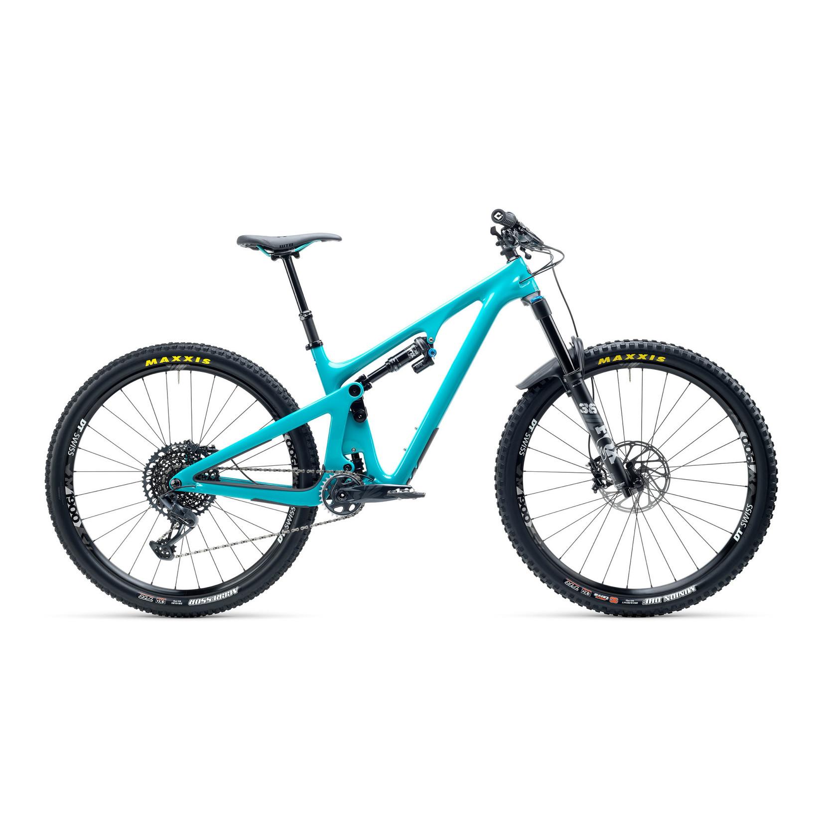 Yeti Cycles Yeti SB130 Turq C2 Large