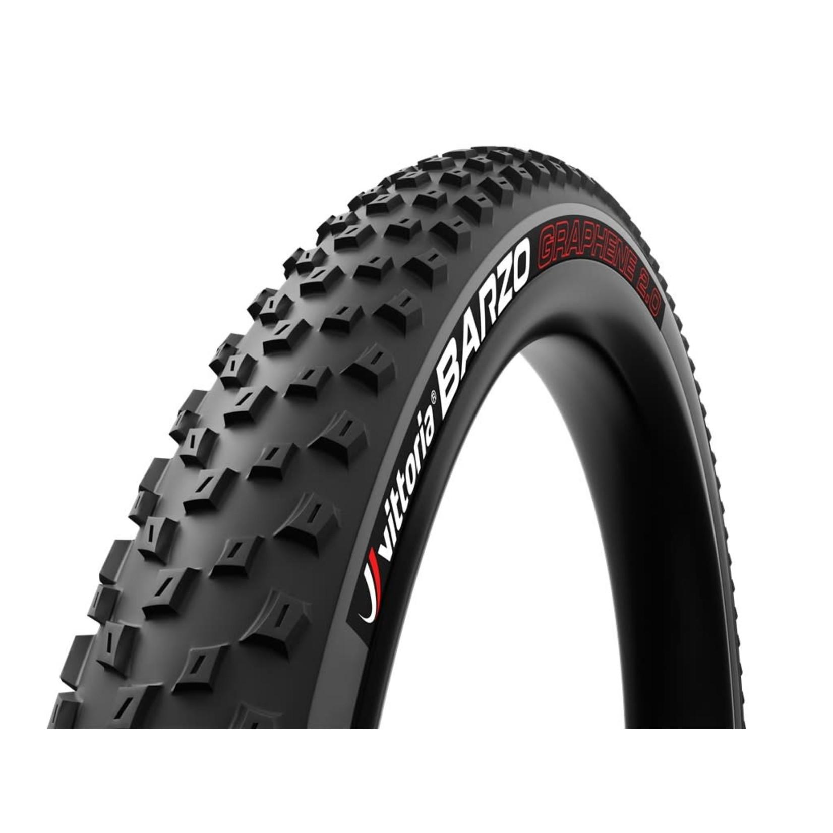 Vittoria Vittoria Barzo 29x2.35 XC Trail Anthracite/Black TNT G2.0