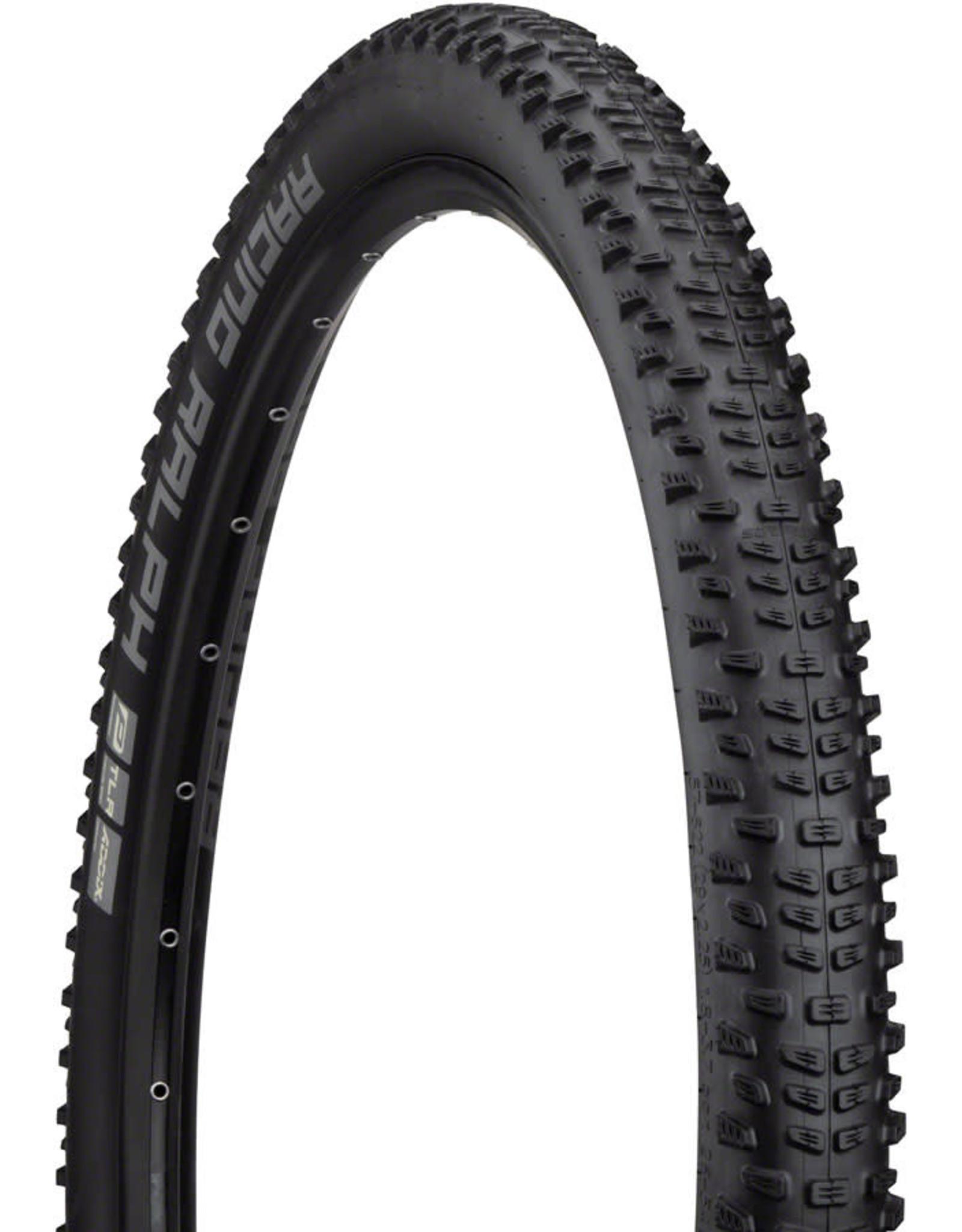 Schwalbe Schwalbe Racing Ralph Tire - 29 x 2.35, Tubeless, Folding, Black, Evolution, Super Ground, Addix Speed