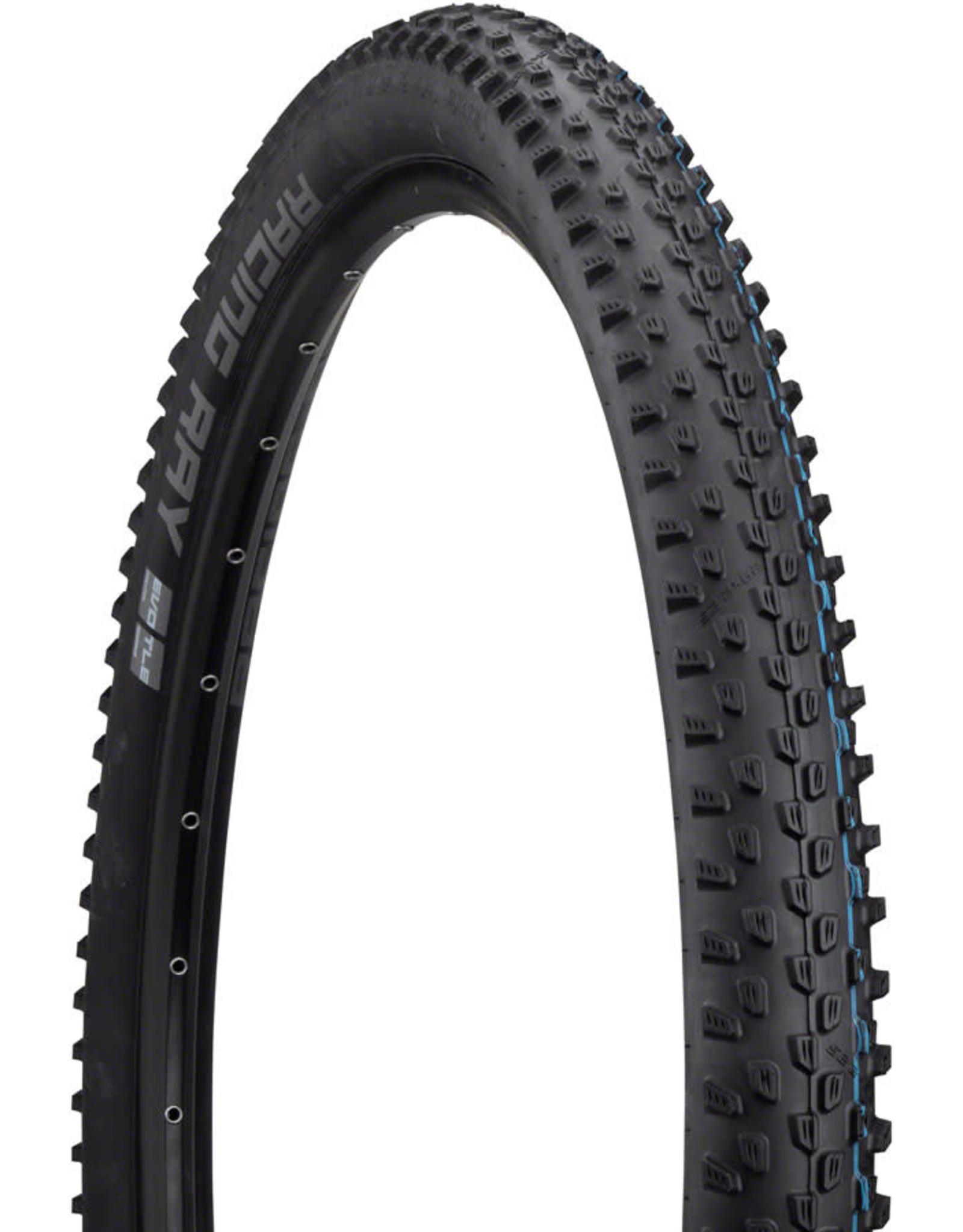 Schwalbe Schwalbe Racing Ray Tire - 29 x 2.35, Tubeless, Folding, Black, Evolution, Super Ground, Addix SpeedGrip