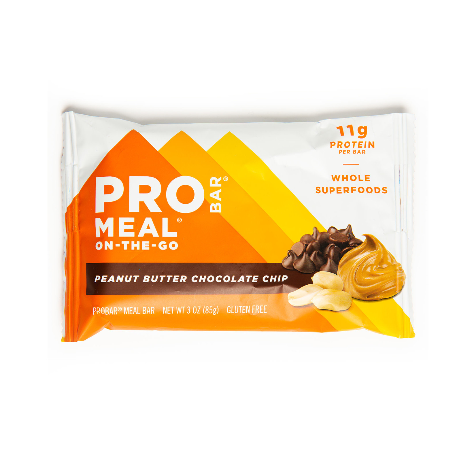 ProBar ProBar Meal Bar: Peanut Butter Chocolate Chip; Single