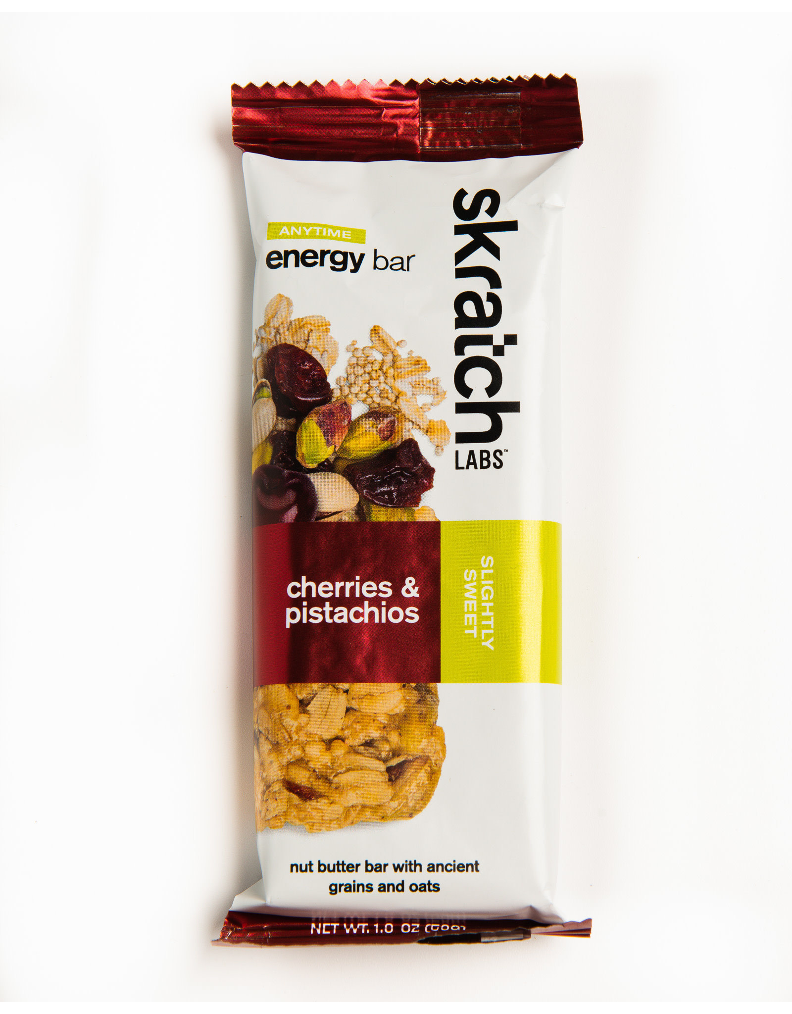 Skratch Labs Skratch Labs Anytime Energy Bar: Cherry Pistachio Single