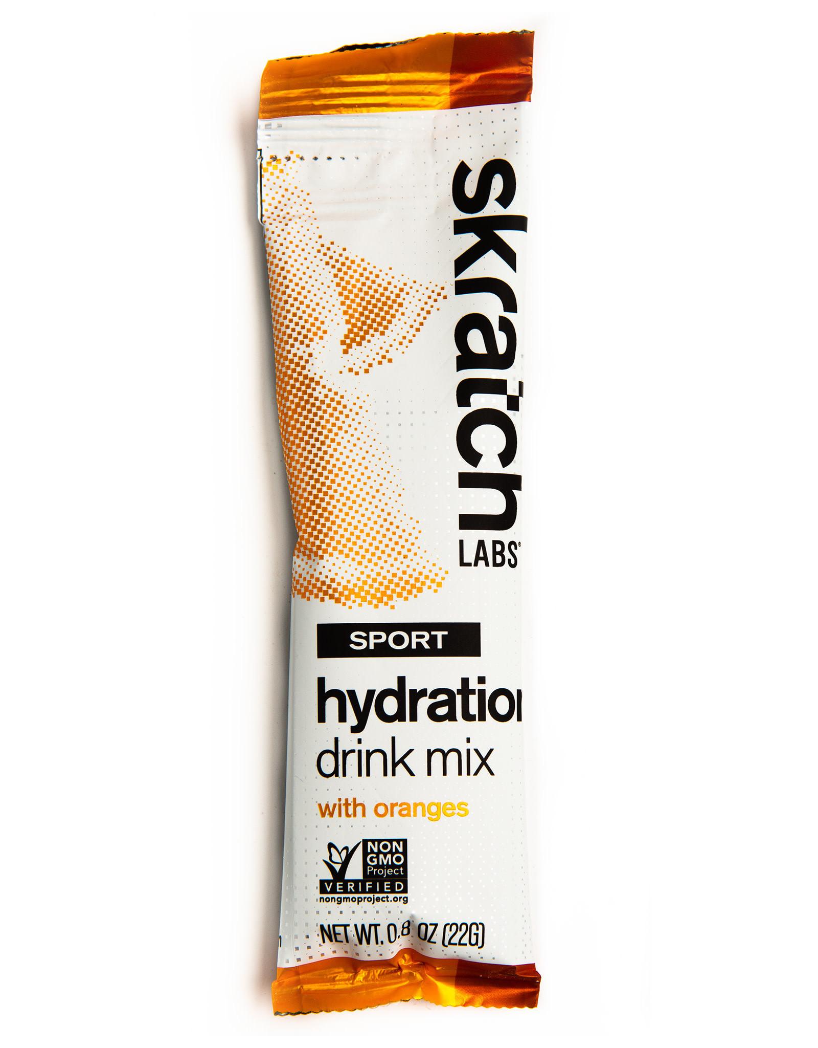 Skratch Labs Skratch Labs Sport Hydration Drink Mix: Orange, single