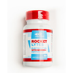 GRBC Carborocket RocketLytes Capsules with Ginger and Peppermint (60 caps)