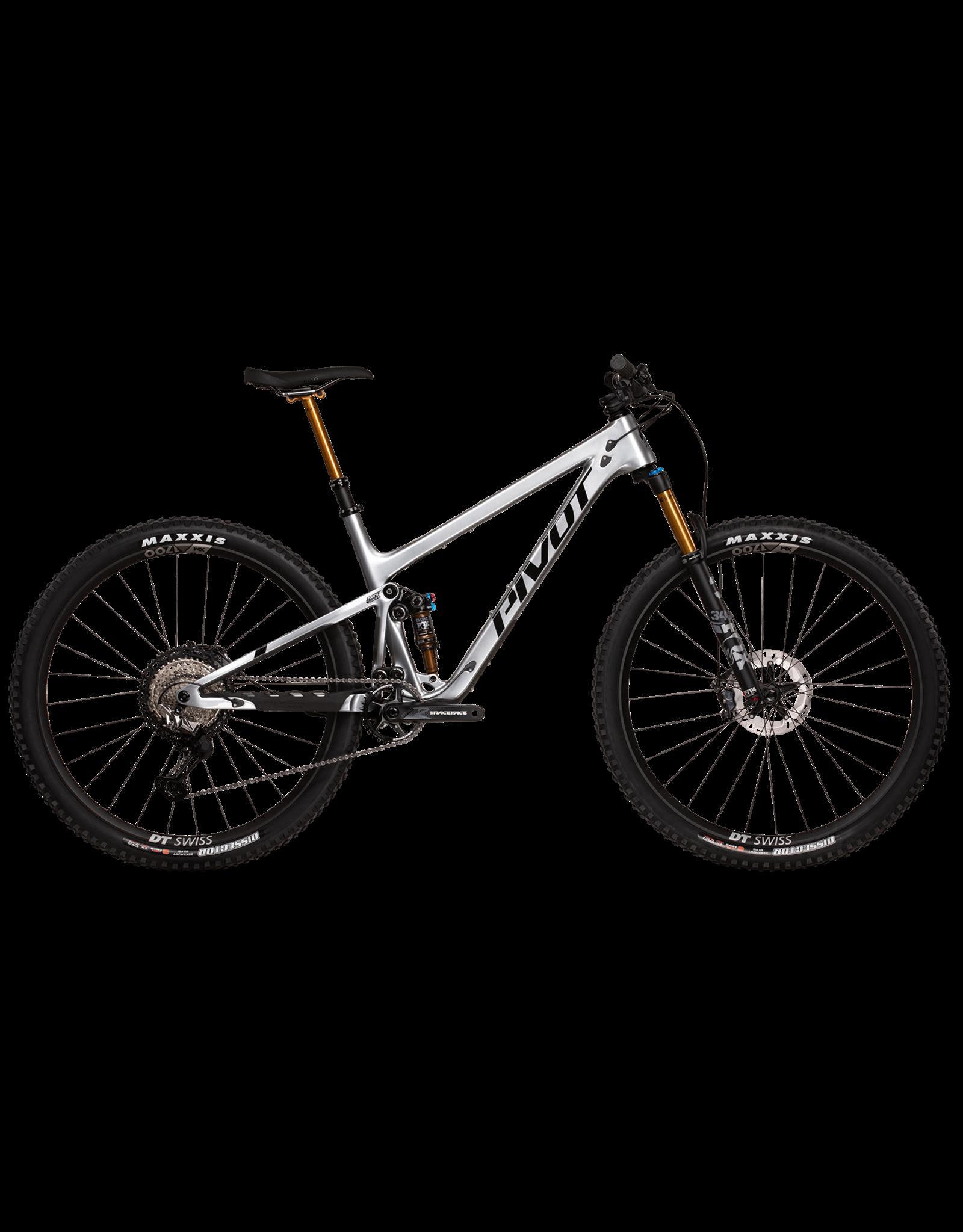 Pivot Pivot Trail 429 Pro XTR Large Silver