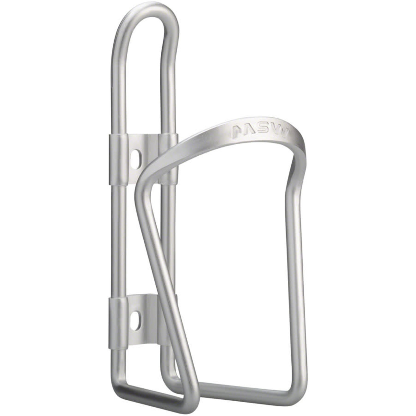 MSW MSW AC-100 Basic Water Bottle Cage: Silver