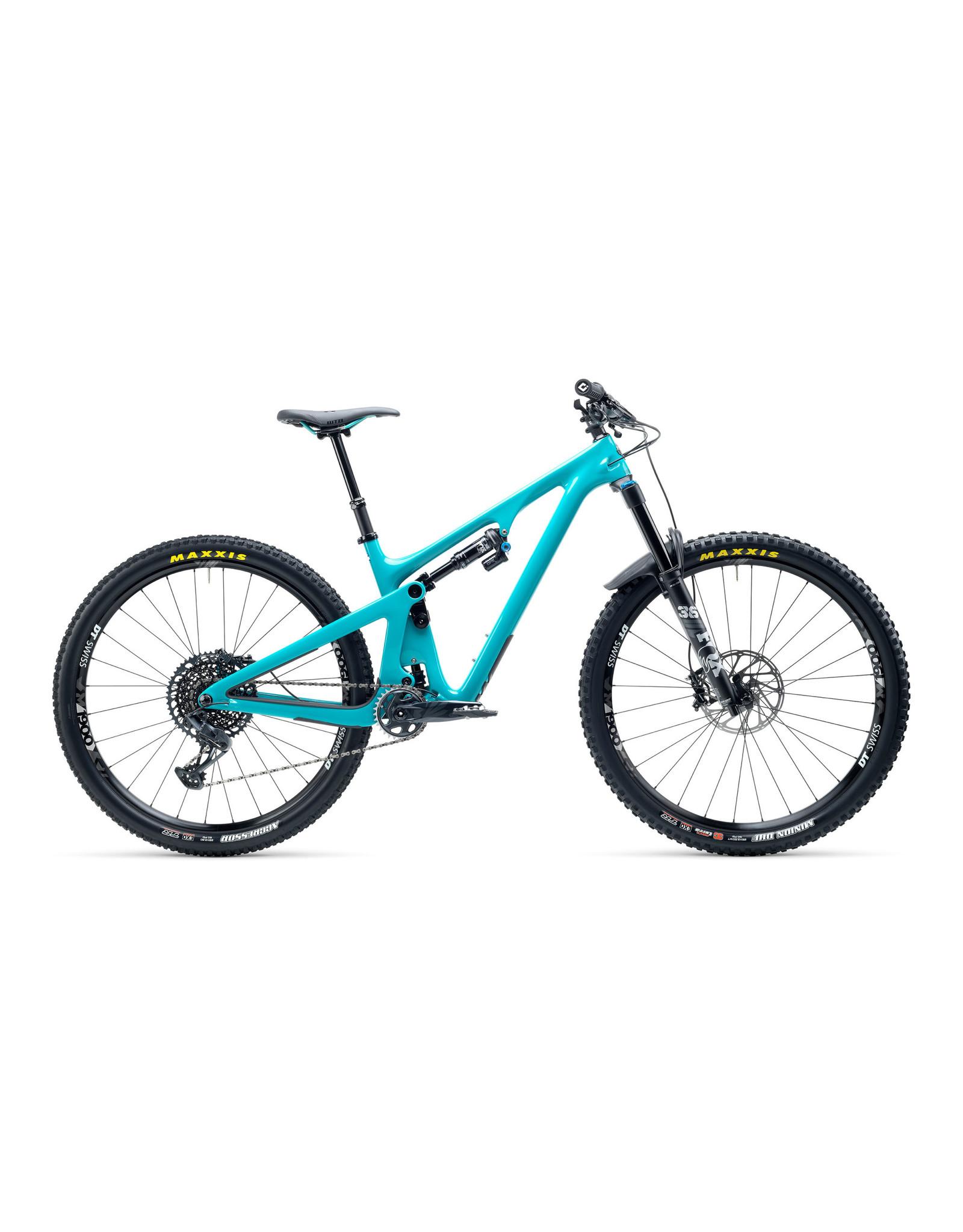 Yeti Cycles Yeti SB130 Turq C2 Small