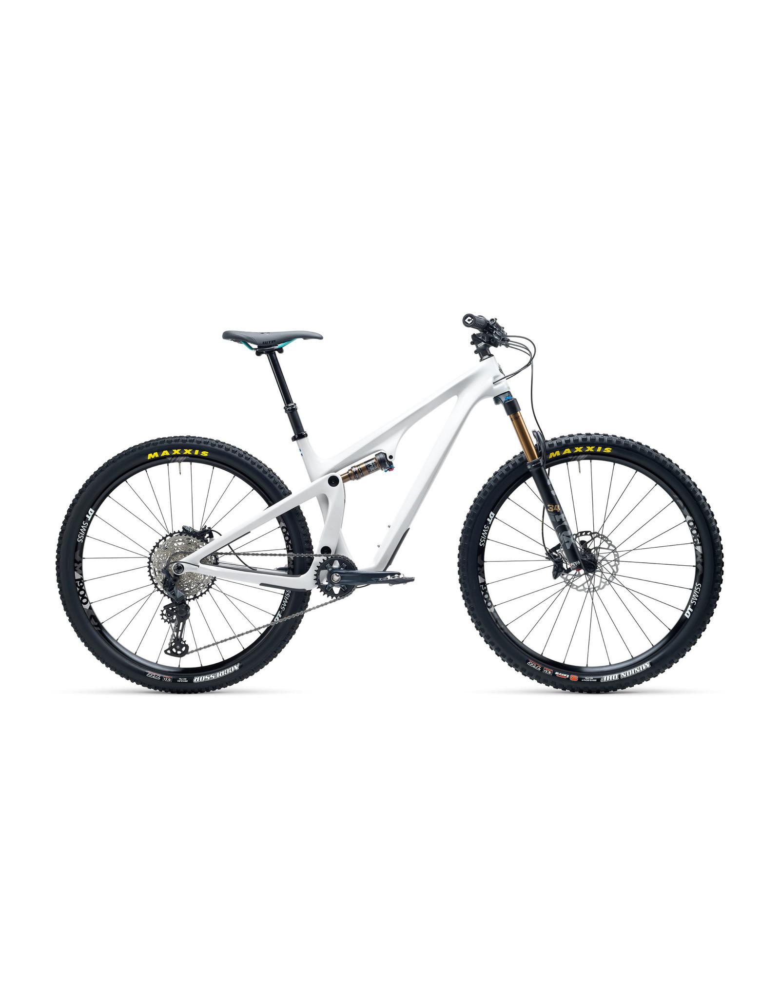 Yeti Cycles Yeti SB115 Blanco C1 Factory XL