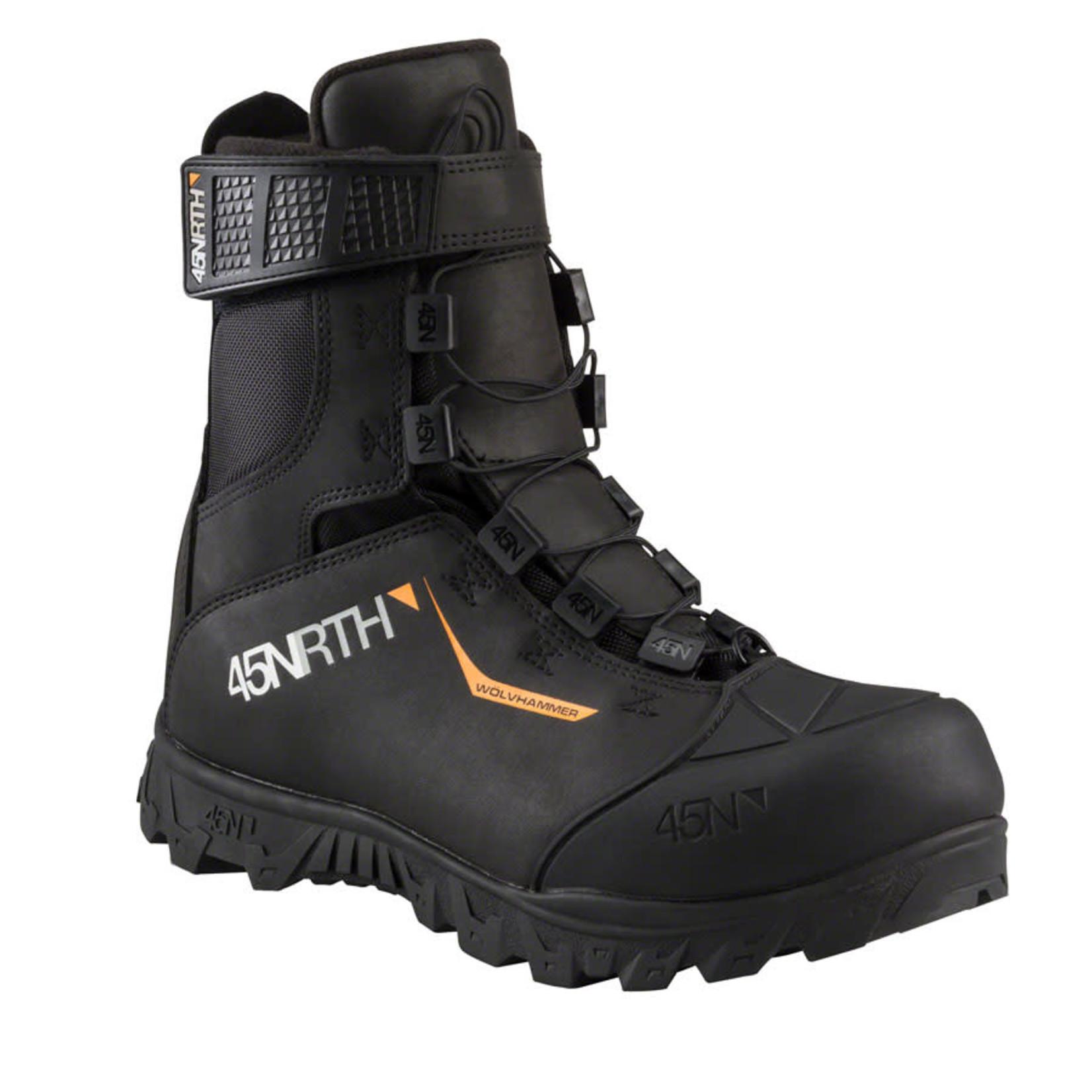 45NRTH 45NRTH Wölvhammer: Black Size 36