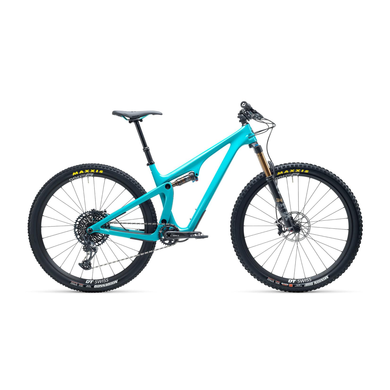 Yeti Cycles Yeti SB115 T2 Turquoise Large