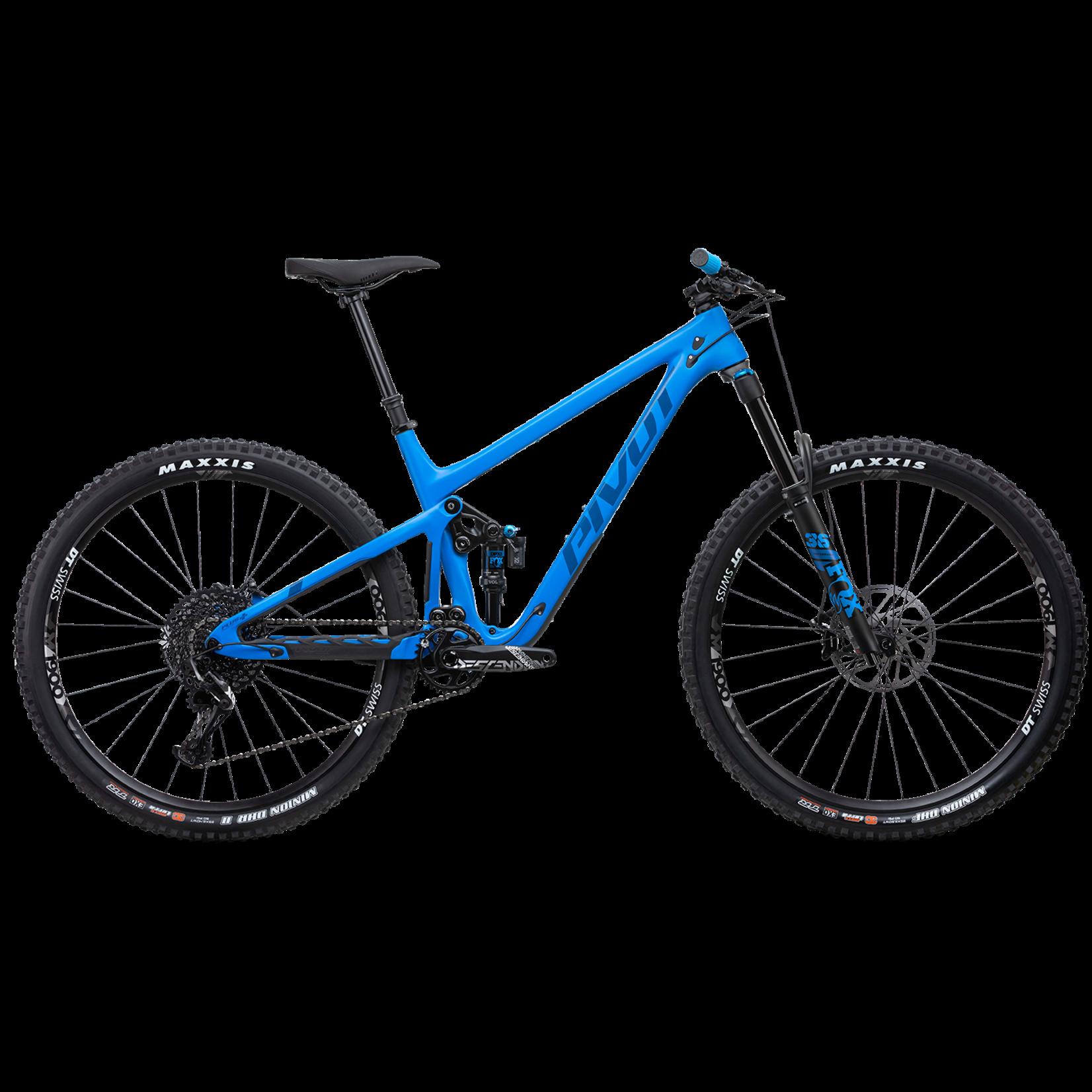 Pivot Pivot Switchblade Carbon MD Blue Race XO