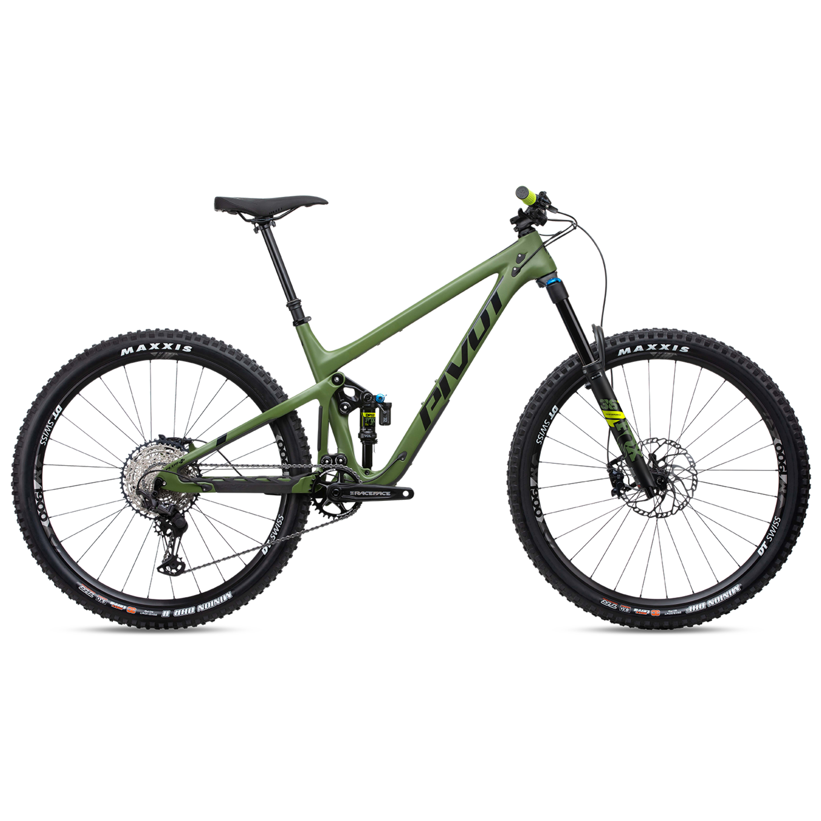 Pivot Pivot Switchblade Race XT  XL Green