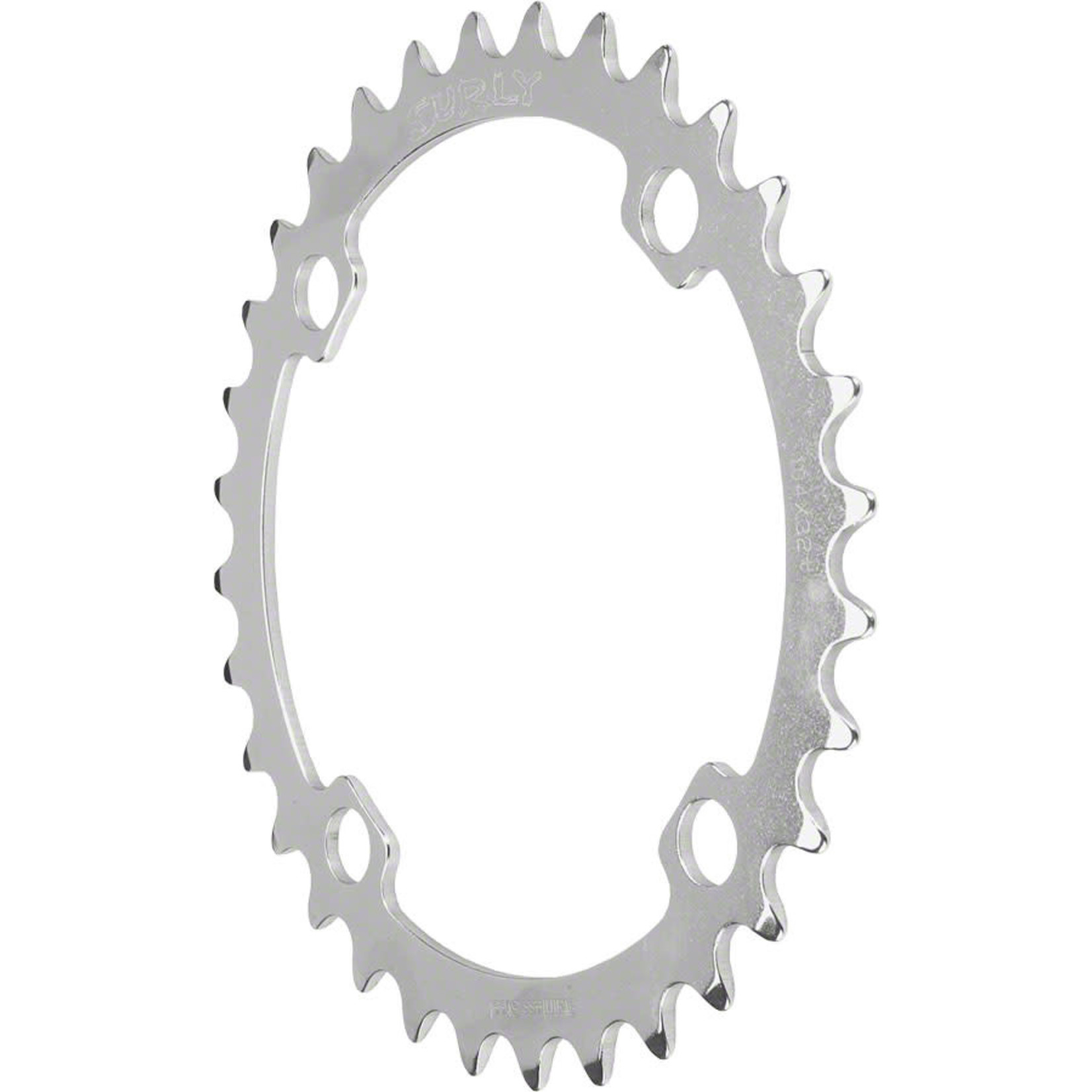 Surly Surly Stainless Steel Ring 34t x 104mm