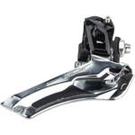 Shimano Shimano 105 FD-R7000-L 11-Speed Braze-On Down-Swing Front Derailleur, Black
