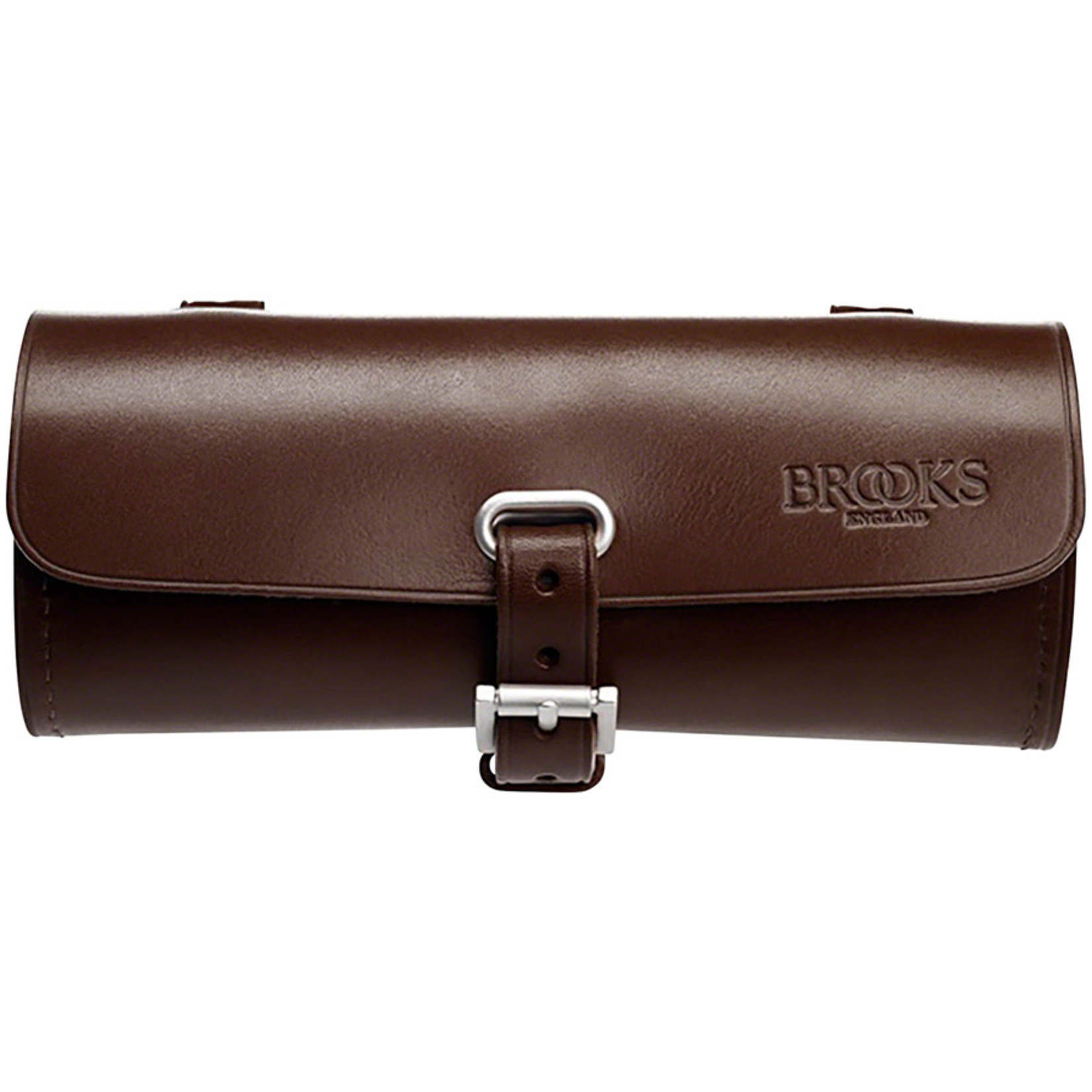 Brooks Brooks Challenge Tool Seat Bag: Antique Brown Leather