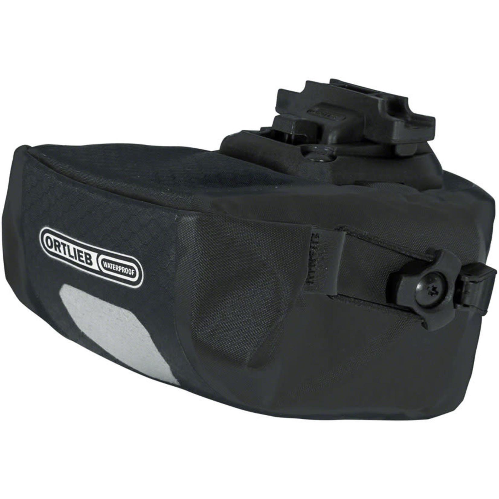 Ortlieb Ortlieb Micro Two Saddle Bag 0.5L, Black