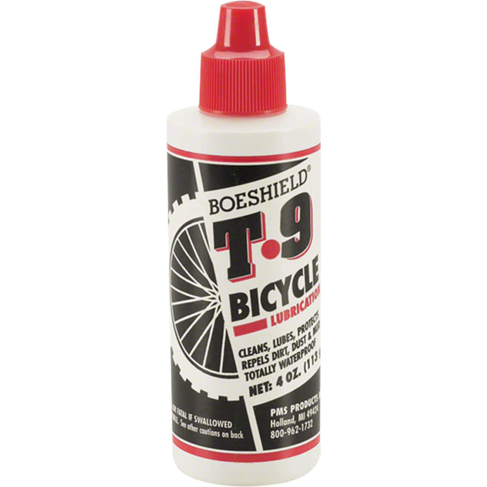 Boeshield Boeshield T9 Chain Lube Squeeze Bottle: 4oz