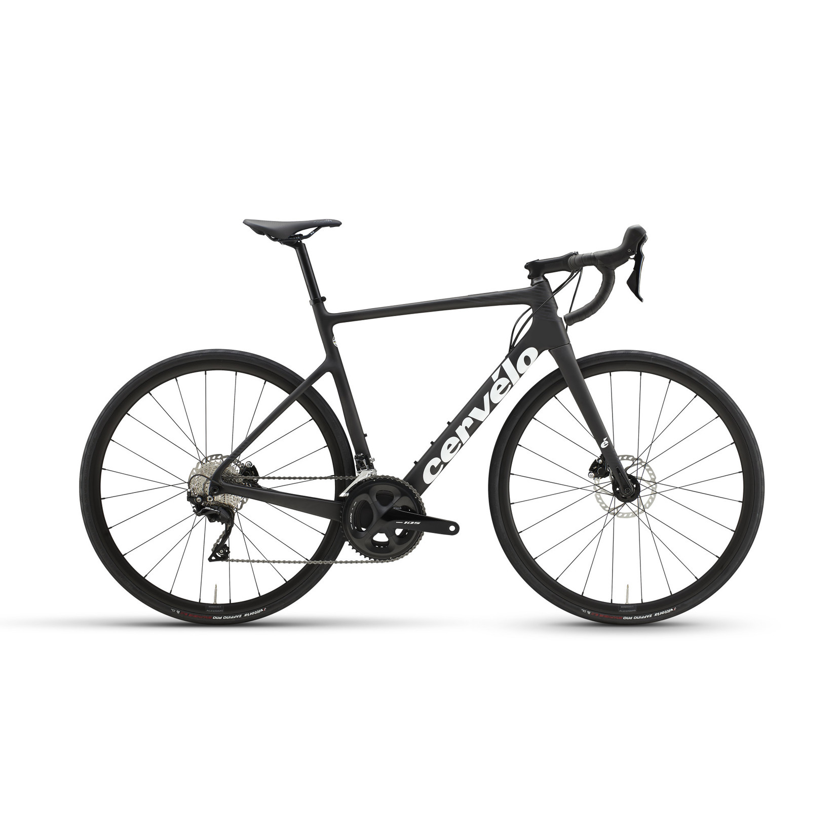 CERVELO Cervelo Caledonia 105  Black/White 58cm