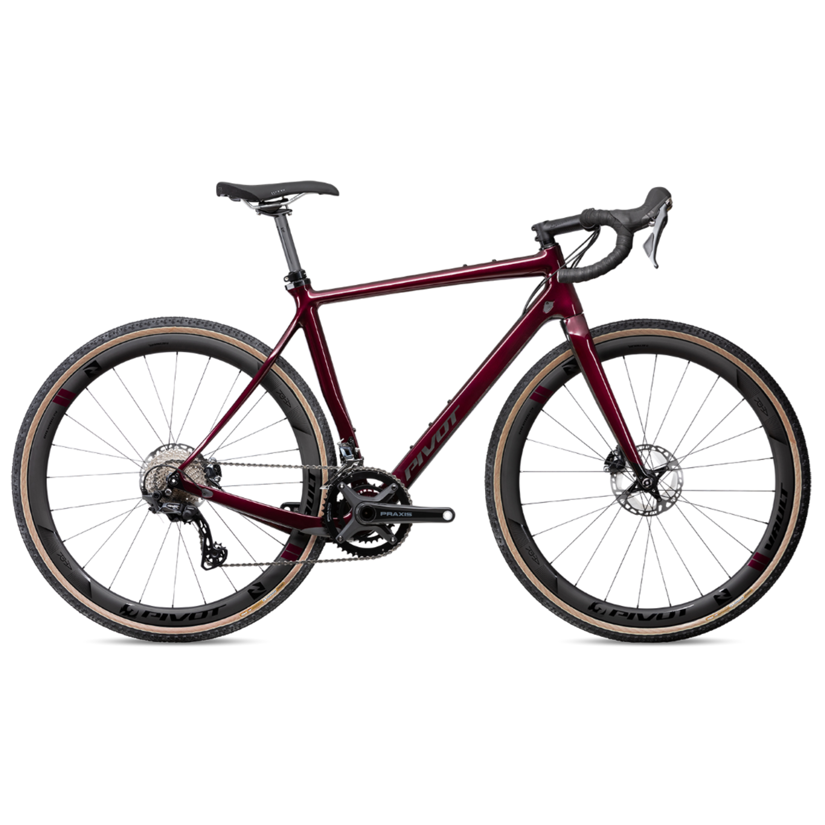 Pivot Pivot Vault Pro GRX Carbon Wheels Medium