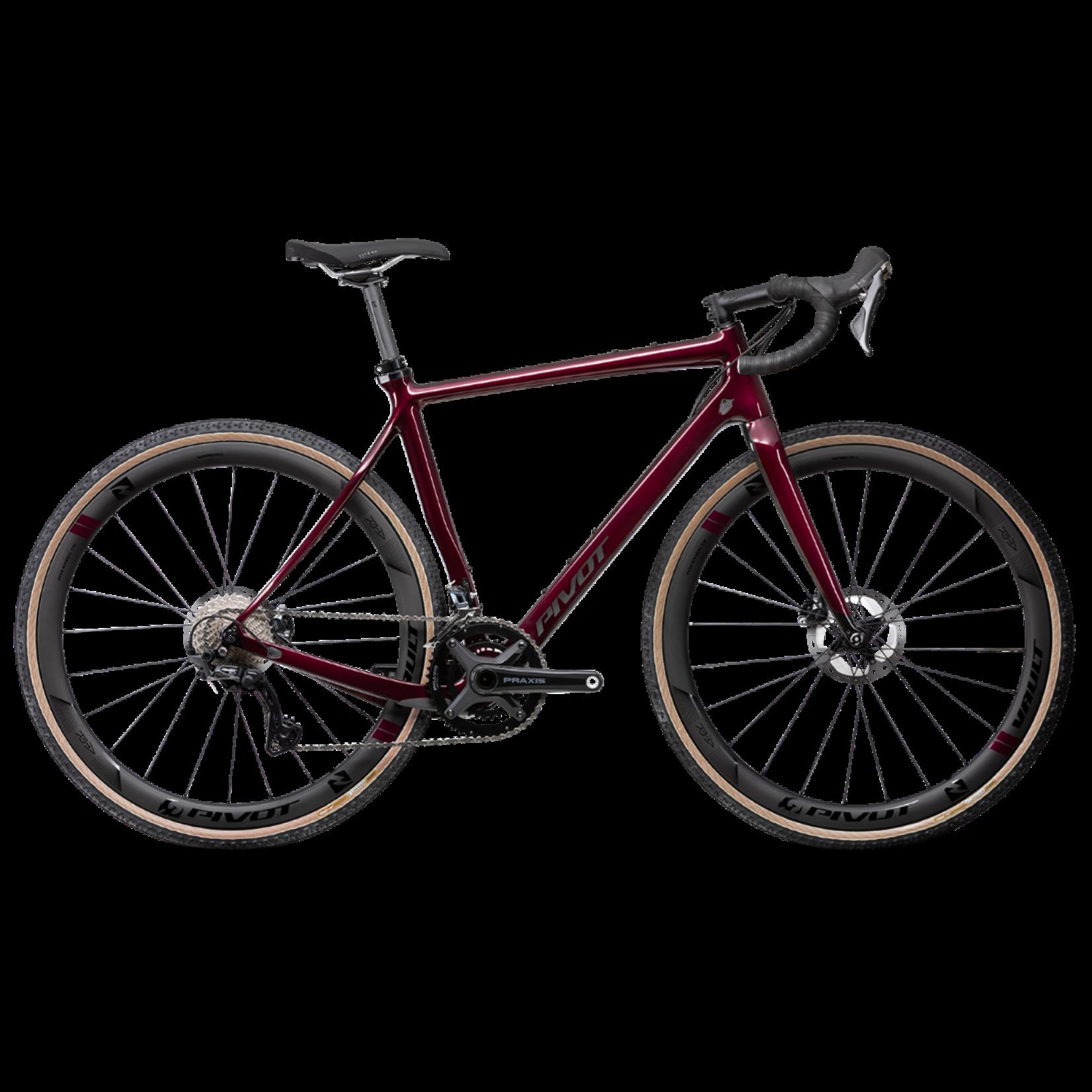 Pivot Pivot Vault Pro GRX 810 w/ Carbon Wheels XL