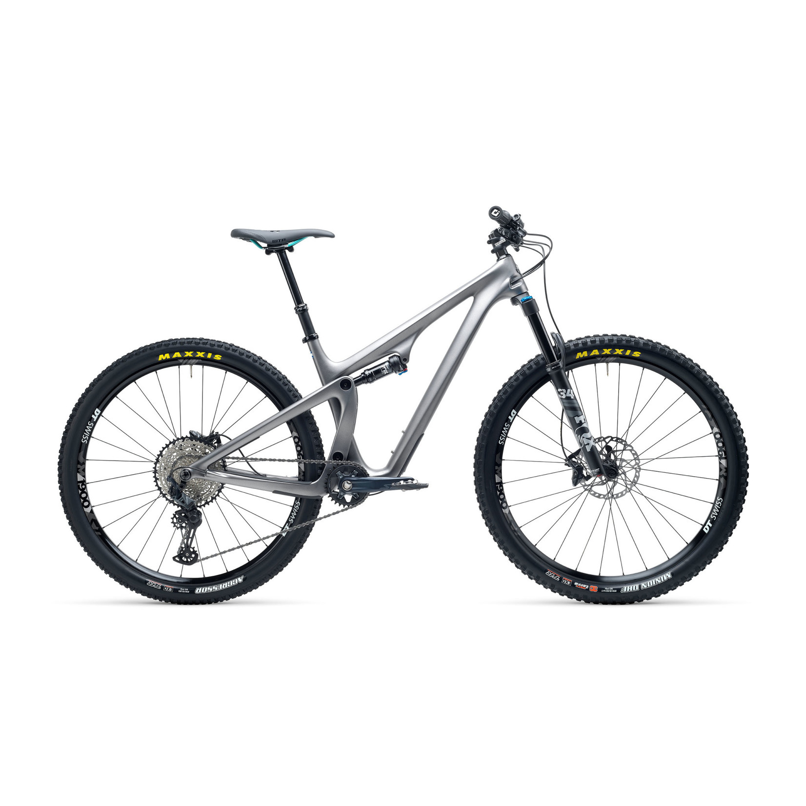 Yeti Cycles Yeti SB115 C1 Anthracite MD