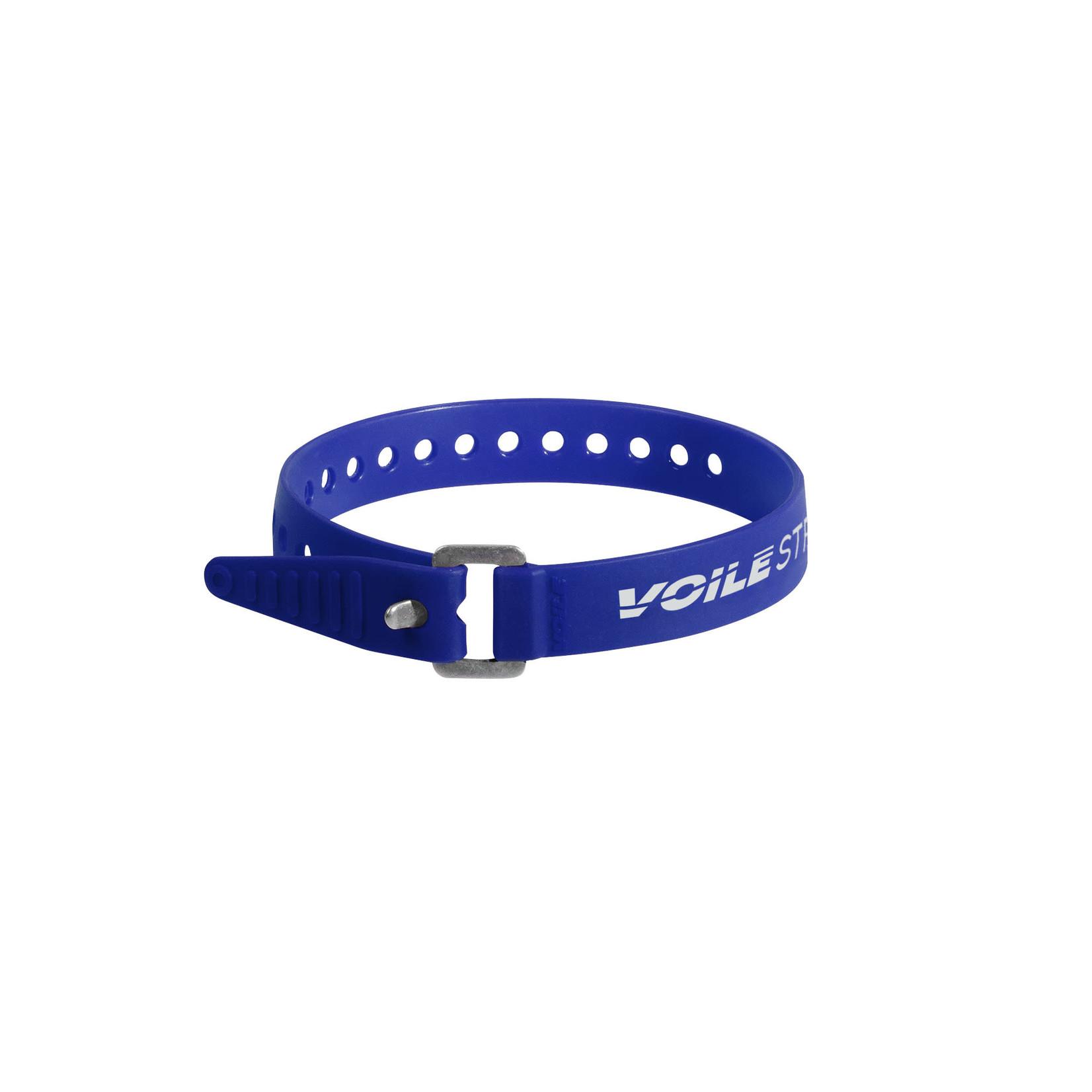 """Voile Voile Straps® Aluminum Buckle — 15"""" Blue"""