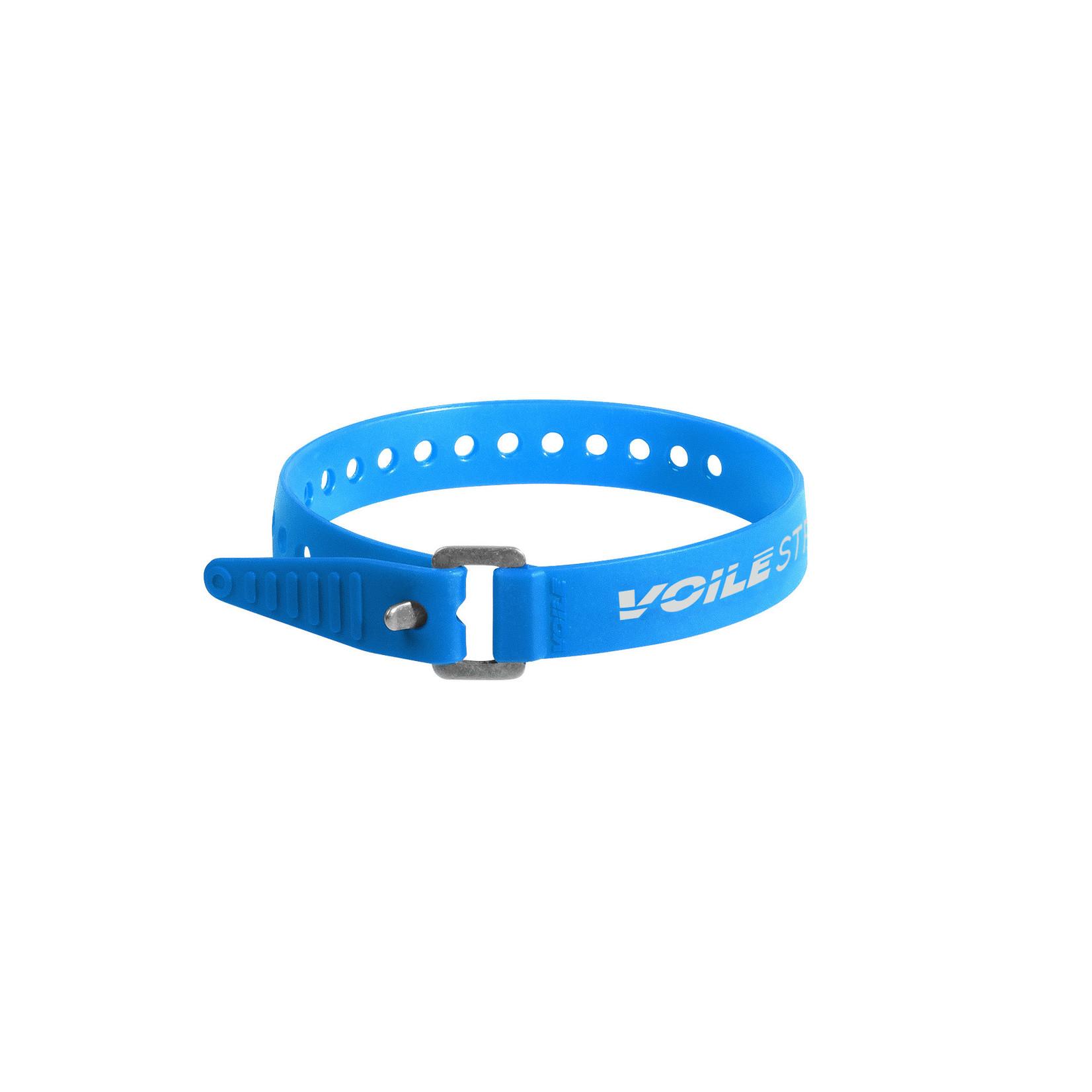 """Voile Voile Straps® Aluminum Buckle — 15"""" Cyan"""