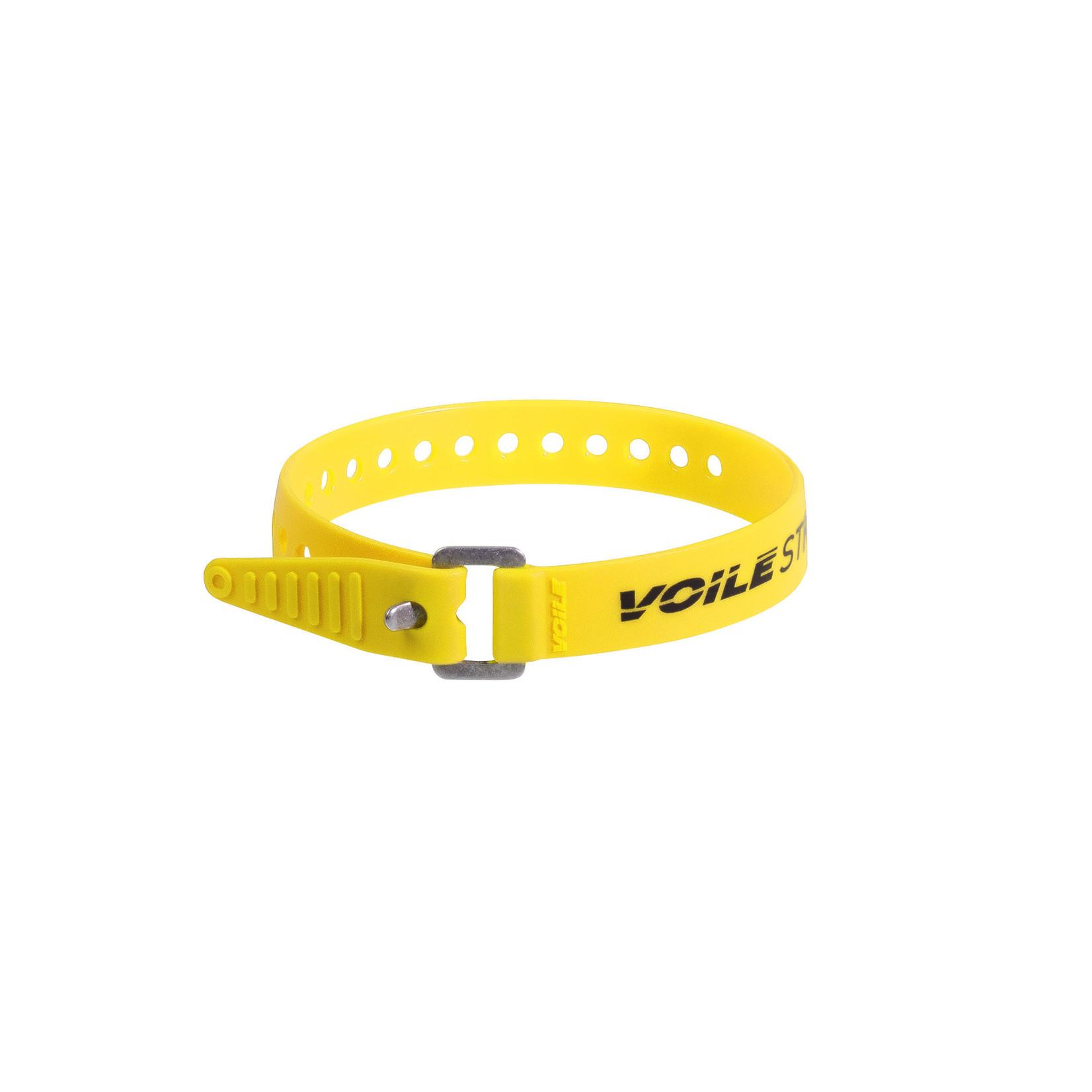 "Voile Voile Straps® Aluminum Buckle — 15"" Yellow"