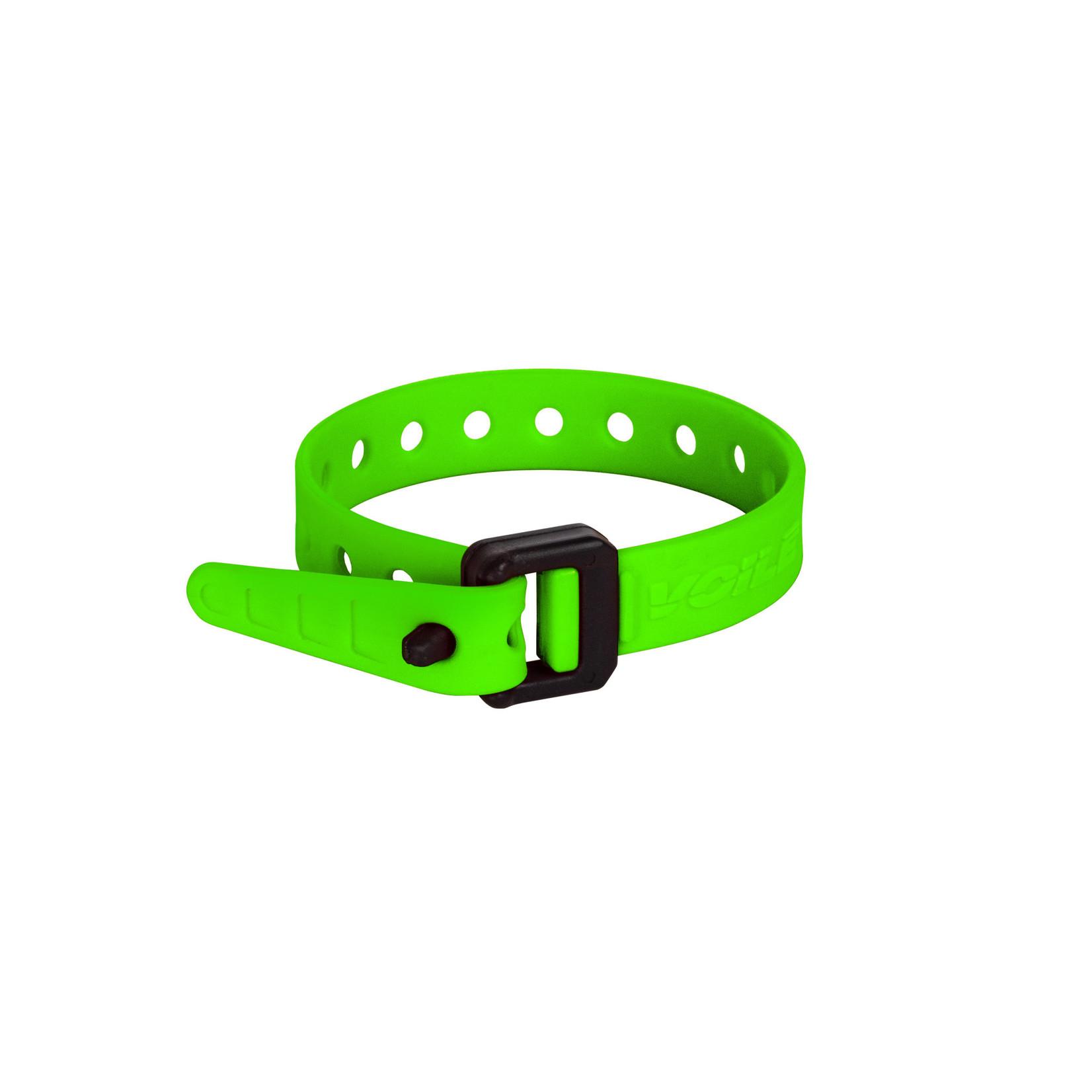 """Voile Voile Straps® Nano Series — 9"""" Green"""