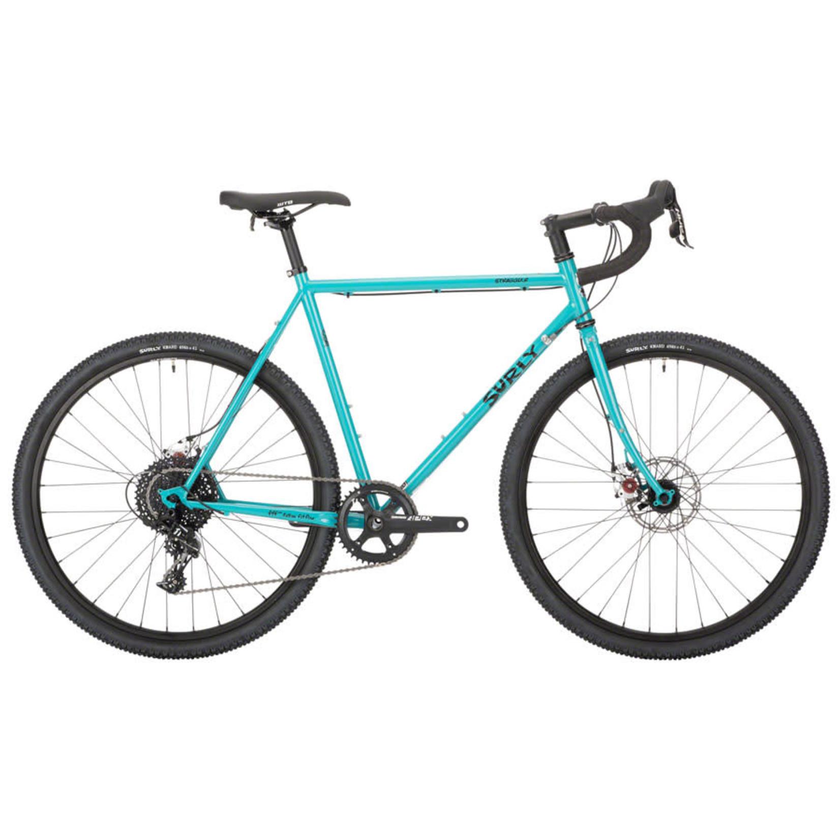 Surly Surly Straggler Bike - 650b, Steel, Chlorine Dream, 46cm