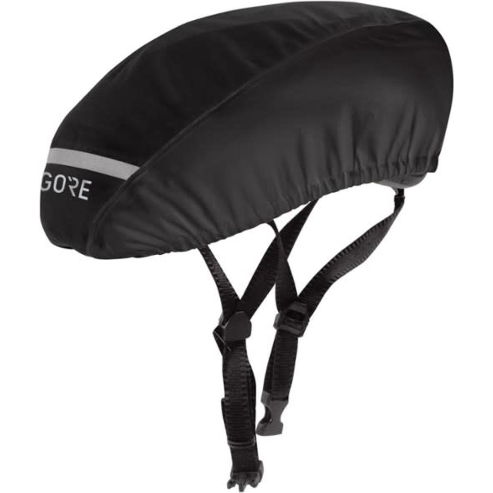 GORE Wear GORE C3 GORE-Tex Helmet Cover, BLK LG
